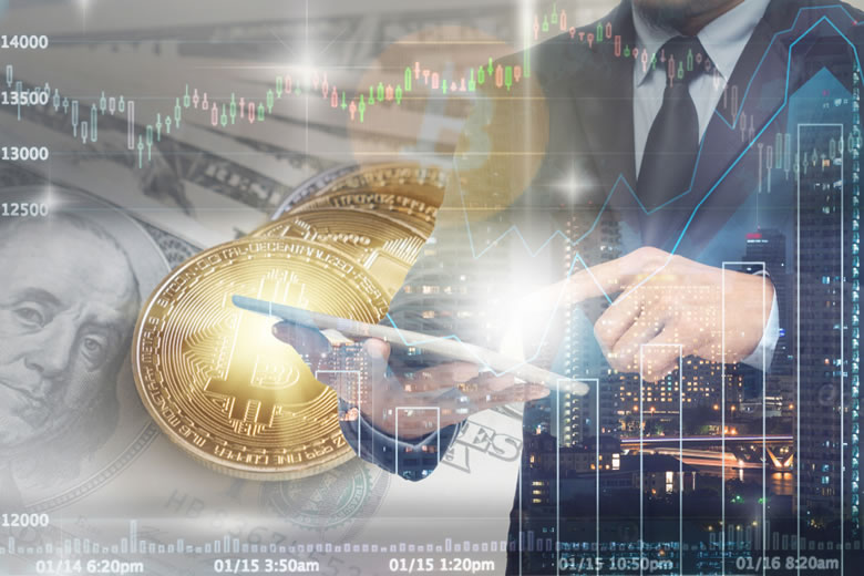 Cryptocurrency financial services